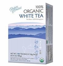 Prince of Peace Organic White Tea 100 Count, 6.35oz - $7.92