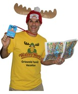Griswold Vacation Costume Kit Adult Wally World Park Fan Funny Halloween... - $48.99