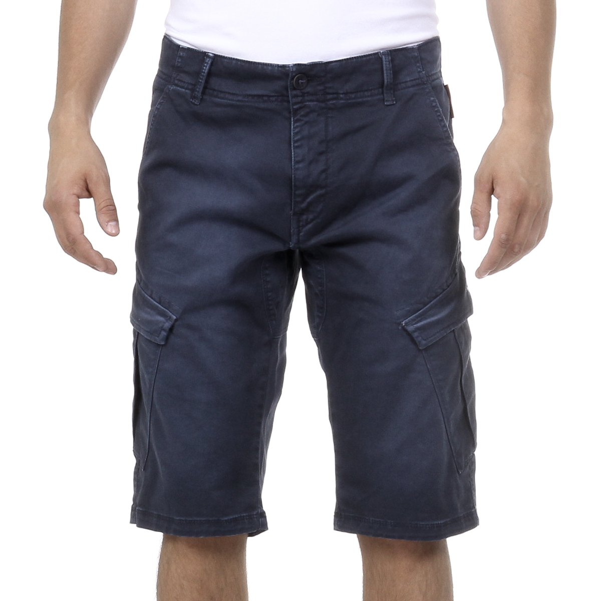 Primary image for Andrew Charles Mens Shorts Blue JAKO