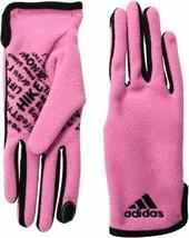 Adidas Womens Performance Prima Glovers (Pink, M) - $26.38