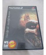 Twisted Metal Black Sony PlayStation 2 2002 CIB Complete Video Game Test... - $14.99