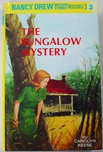 FREEBIE When you buy a book from MBM: Nancy Drew The Bungalow Mystery no.3  - $0.00