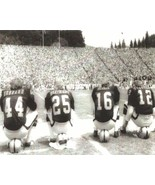 GEORGE BLANDA STABLER BILETNIKOFF HUBBARD 8X10 PHOTO RAIDERS PICTURE FOOTBALL - $3.95