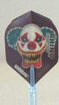 Winmau Rhino Killer Clown Standard Dart Flight - $1.50