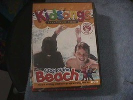 Kids Songs A DAY AT THE BEACH New Sealed DVD! PBS - $14.10