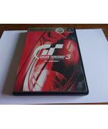 Gran Turismo 3: A-Spec - Polyphony Digital 2001 - Sony Playstation 2 NTSC-J - $12.51