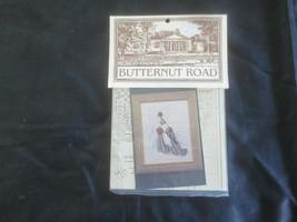 Butternut Road Christmas Visit Cross Stitch Pattern - Marilyn Leavitt-Imblum - $9.90