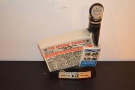 Jim Beam bottle ANTIQUE TRADER Kewanee IL Hog Capital of the world DECAN... - $14.98
