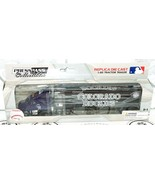 COLORADO ROCKIES MLB BASEBALL 1:80 DIECAST TRUCK TRACTOR TRAILER TOY VEH... - $12.70