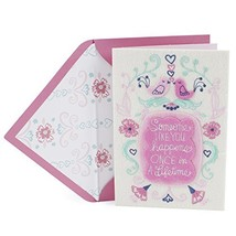 Hallmark Signature Valentines Day Card for Significant Other(Once in a L... - $10.28