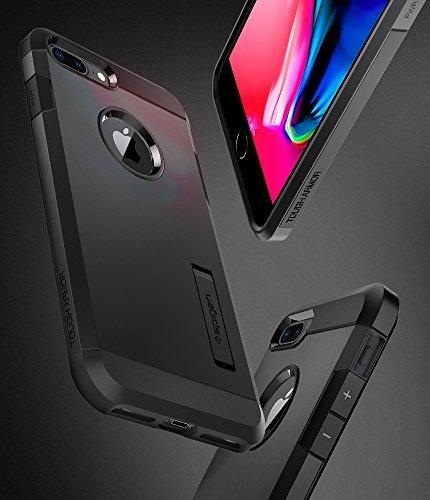 Spigen Tough Armor [2nd Generation] Designed for Apple iPhone 8 Plus Case (2017)