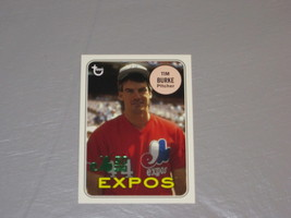 2019 Topps Archives Tim Burke 50th Anniversary of the Montreal Expos Gre... - $3.69