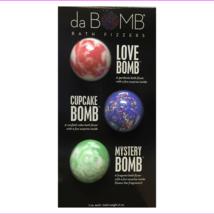 da BOMB Bath Fizzers 3 Piece Set - $6.90 - $7.13