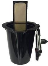 GoldTone 1-Kup Karafe-Plus Fits Keurig 2.0 Reusable Coffee Filter K350 K... - $14.84