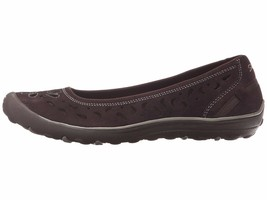 SKECHERS Earth Fest Chocolate Women's Relaxed Fit Casual Sneaker Flats 49270 - $44.00