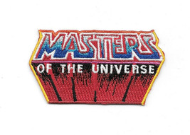 Masters of the Universe TV Series Embroidered Logo Patch, NEW UNUSED - $7.84