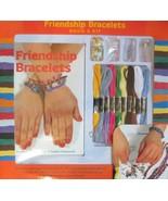 Friendship Bracelet Book & Kit (2011, Paperback) Ages 8+ - $16.03