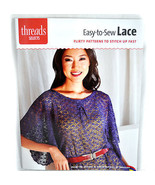 Easy-To-Sew Dentelle Couture Livre - $8.96