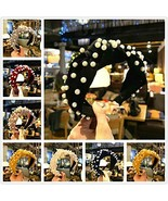 Women Girls Pearl Hairband Headband Crystal Knot Twist Hair Accessories ... - $23.76