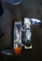 1999-2004 FORD F250 F350 / 2000-2005 EXCURSION BUMPER LIGHTS SIGNAL image 4