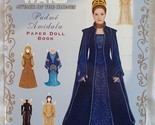 Star Wars Padme Amidala Paper Doll Book Attack of The Clones Rare Mint Vintage