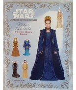Star Wars Padme Amidala Paper Doll Book Attack of The Clones Rare Mint V... - £114.70 GBP