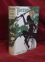 Edgar Rice Burroughs TARZAN OF THE APES 1915 co... - $84.15