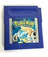 Pokémon Blue Version Nintendo Gameboy OEM Video Game Original Vintage A2... - $25.39