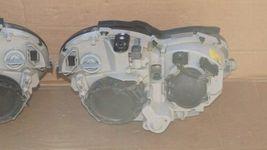 03-07 Mercedes W203 C230 C280 Xenon Headlight Head Light Lamps Set L&R POLISHED image 9