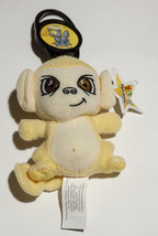 "Mcdonalds 2005 Neopets Yellow Mynci Clip Keychain 4"" Plush Stuffed Animal - $5.04"