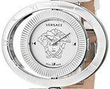 Versace 91Q99D002S001 Eon Ellipse Leather Ladies Watch - ₹180,259.17 INR