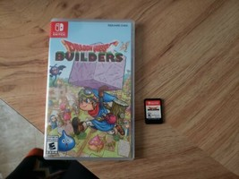 Dragon Quest Builders (Nintendo Switch, 2018). Complete. RPG. Free Shipping - $39.59