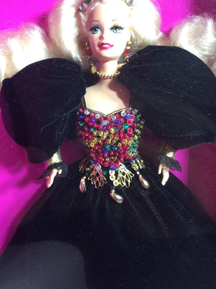 Puppen & Zubehör Barbie Jeweled Splendor Fao Exclusive