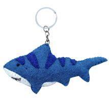 Felt Shark Key Chain - $15.00