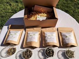 Organic White Tea Box - $80.00