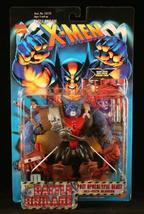POST APOCALYPSE BEAST & SCI-TECH BLASTER X-Men Battle Brigade Action Figure - $18.81