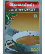 Badshah Kamal Tea Masala (50gm/ 1,75 oz) King of taste and flavor - $4.59