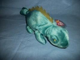 TY Beanie Babies Iggy The Iguana With Hang Tag  9/12/97 image 2