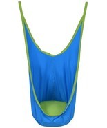 Hanging Seat For Kids Outdoor Swing Pod Children Hammock Chair With Stra... - £32.54 GBP