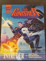 The Punisher Intruder Hardcover Graphic Novel - $5.00