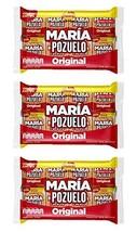 Maria Pozuelo Bag 8.89 OZ Pack of 3