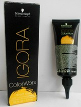 Schwarzkopf Igora COLORWORX Professional Direct Dye Color Concentrate~ 3.4 fl oz - $8.15