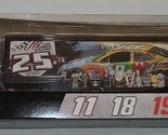 2017 SPRINT CUP SERIES 25TH ANNV JOE GIBBS RACING #11,18,19,20 1:64 TEAM HAULER