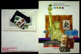 1985 Commemorative Stamp Collection Sealed Mint Stamp Set No. 865 USPS - $18.95
