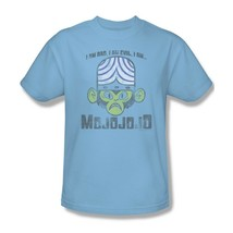 Mojojojo I am Bad Evil T-shirt Powerpuff Girls 100% cotton graphic tee cn241 image 2