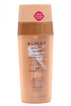 Almay Healthy Glow Makeup + Gradual Self Tan SPF20 200Light/Medium   1 fl oz - $10.44