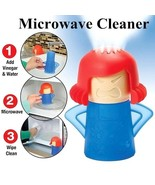 Angry Mama Microwave Cleaner Easily Cleans - $6.50+