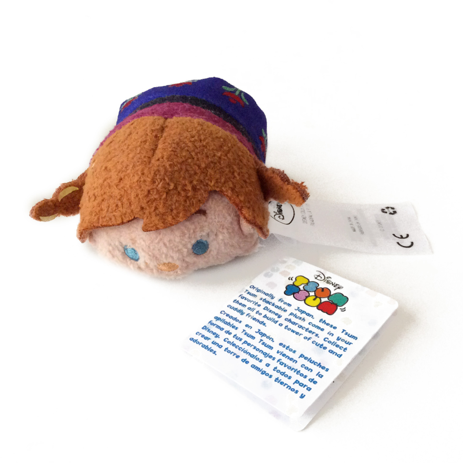 "Disney Tsum Tsum Mini 3.5"" Plush - Frozen (Anna)"