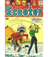 Swing with Scooter #18 VG; DC | low grade comic - save on shipping - det... - $6.50