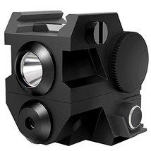Ade Advanced Optics Reventon Series Strobe Green Laser Flashlight Sight for Pist - $64.35